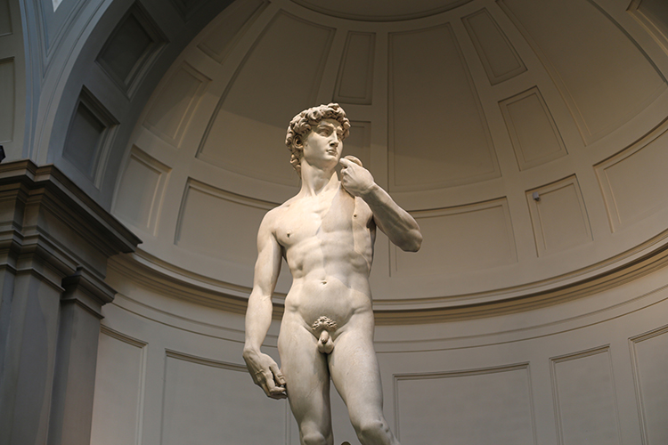Florence City Center including the Accademia with Michelangelo's David Skip-the-Line Guided Tour – Private Tour in Spanish