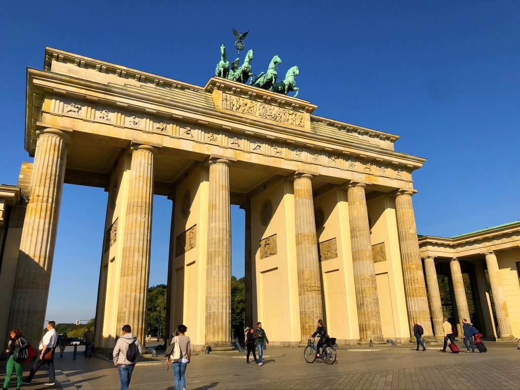 History of Berlin – City Guided Walking Tour – Private Tour in Spanish